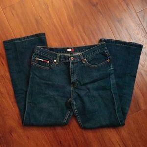 Tommy Hilfiger Button side Jeans
